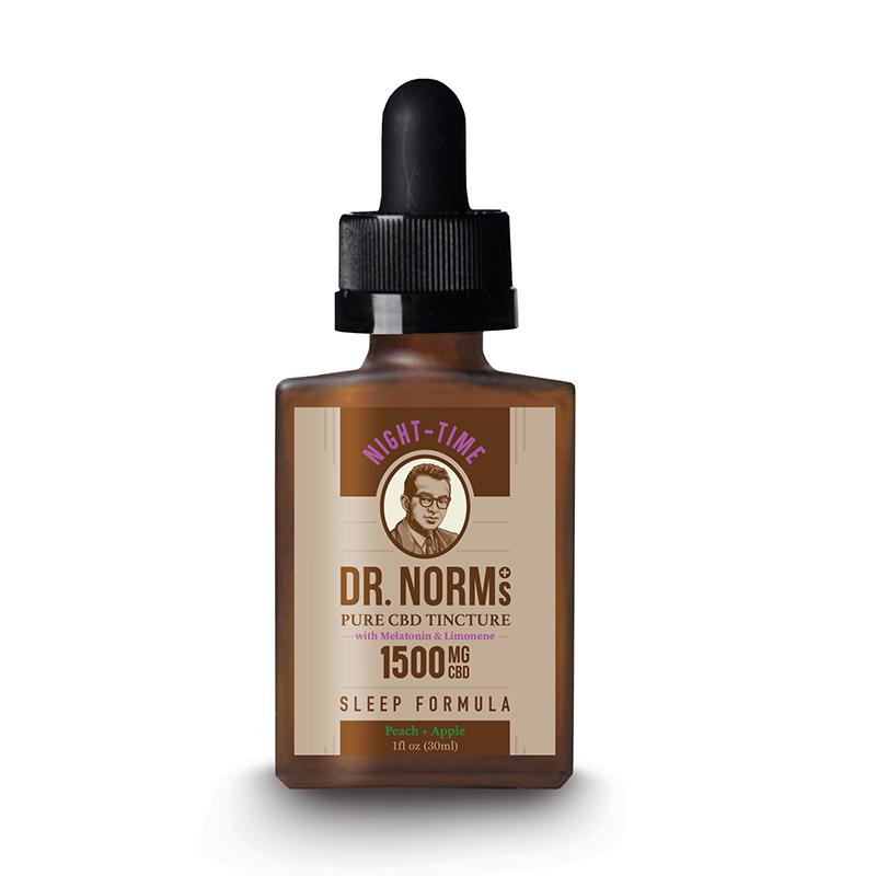 Dr. Norm's Wellness CBD tincture