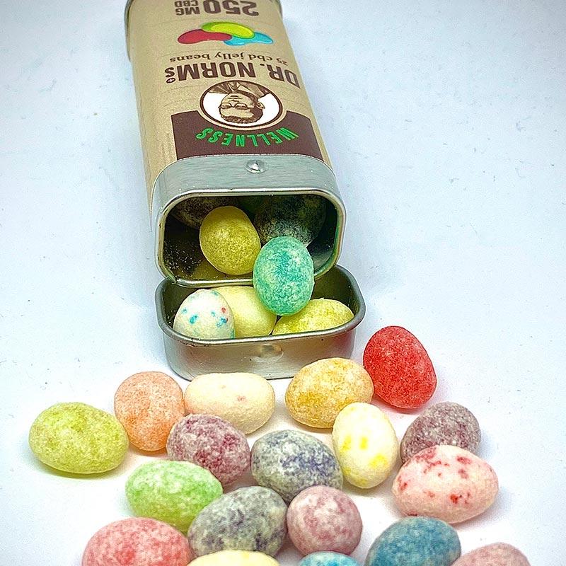 Dr. Norm's CBD jelly beans